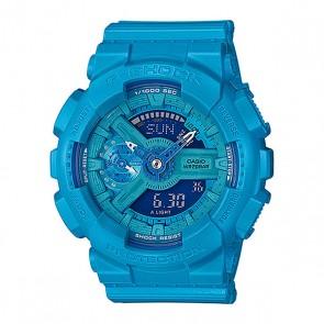 Электронные часы Casio G-shock Gma-s110vc-2a, 1159778,  Casio, цвет голубой