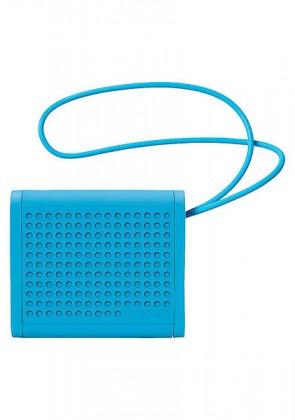 Колонка Nixon Mini Blaster Sky Blue, 1141363,  Nixon, цвет голубой