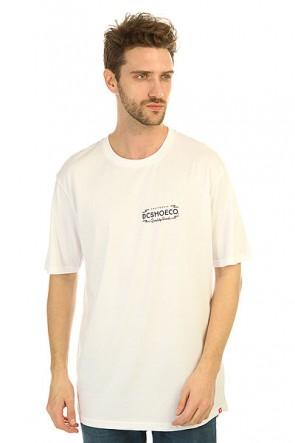 Футболка DC Calif White, 1146707,  DC Shoes, цвет белый