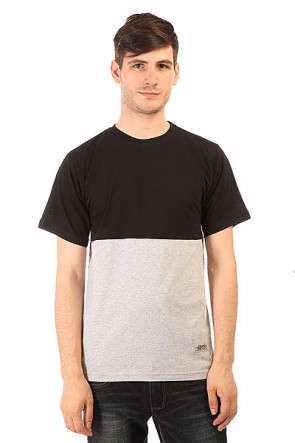 Футболка Anteater 294 Black/Grey, 1151666,  Anteater, цвет серый, черный