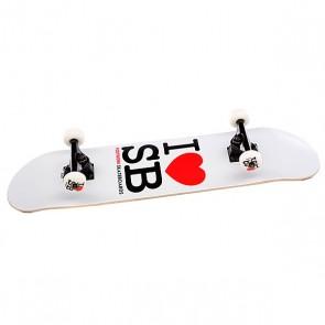 Скейтборд в сборе Footwork I Love Sb 7.75 (19.7 см), 1067666,  Footwork,