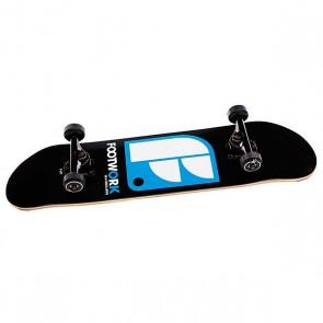 Скейтборд в сборе Footwork Logo Black 8 (20.3 см), 1067667,  Footwork,