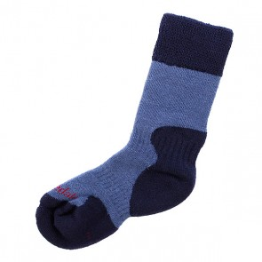Носки средние женские Bridgedale Comfort Summit Storm Blue, 1073568,  Bridgedale, цвет синий