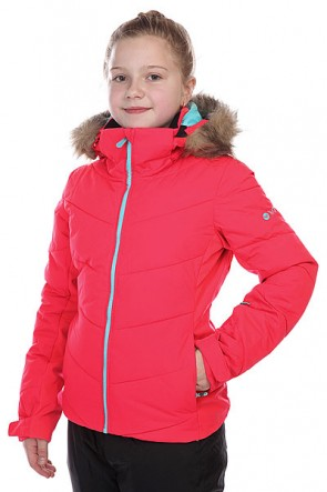 Куртка детская Roxy Snowstorm Girl Jk Diva Pink, 1103278,  Roxy, цвет розовый