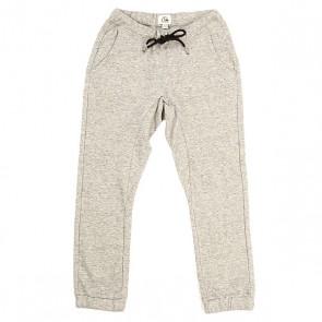 Штаны спортивные детские Quiksilver Fonic Fleece Medium Grey Heather, 1144803,  Quiksilver, цвет серый