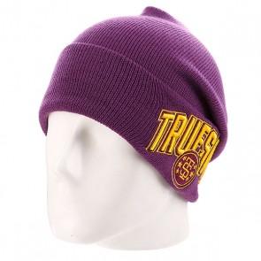 Шапка True Spin Baseball Classic Purple, 1073187,  TrueSpin, цвет фиолетовый