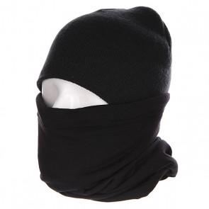 Шарф Quiksilver Duty Free Tube Black, 1130700,  Quiksilver, цвет черный