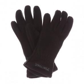 Перчатки женские Marmot Wms Fleece Glove True Black, 1109387,  Marmot, цвет черный
