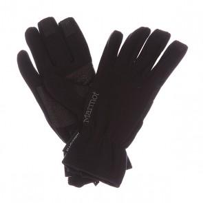 Перчатки женские Marmot Wms Windstopper Glove Black, 1109391,  Marmot, цвет черный