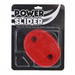 Накладка на тейл Flip Power Slider Red, 1109408,  Flip, цвет красный