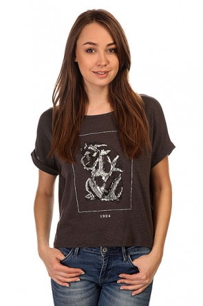 Топ женский Roxy Sonoma Coast Dark Midnight, 1144824,  Roxy, цвет серый