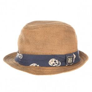 Шляпа Globe Clarendon Fedora Natural, 1156262,  Globe, цвет бежевый