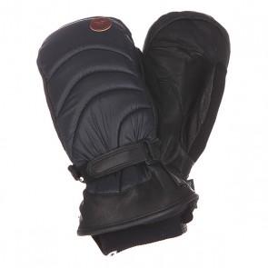 Варежки женские Roxy Victoria Mitt Anthracite, 1127610,  Roxy, цвет черный