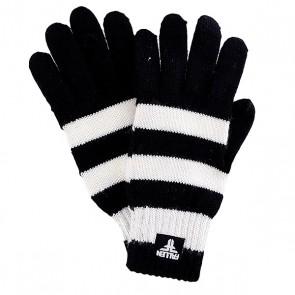 Перчатки женские Fallen Surplus Glove White/Black, 1098423,  Fallen, цвет белый, черный