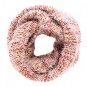 Шарф Billabong Igloo White Cap, 1133447,  Billabong, цвет бежевый, розовый
