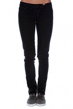 Джинсы узкие женские Insight Beanpole Skinny Stretch Fab 3 Black, 1011508,  Insight, цвет черный
