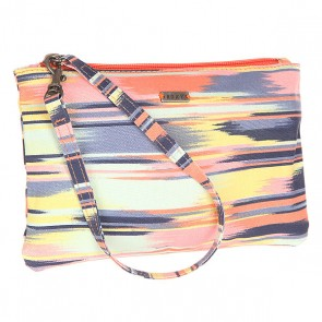 Косметичка женская Roxy To The Beach J Wllt Ikat Pattern New Com, 1141953,  Roxy, цвет мультиколор