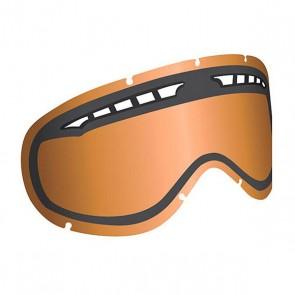 Линза для маски Dragon Foil RPL Lens Ionized, 1144972,  Dragon, цвет оранжевый