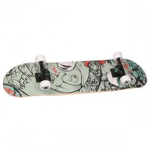 Скейтборд в сборе Fun4U Get Me Multi 31.6 x 7.9 (20 см), 1146832,  Fun4U, цвет мультиколор