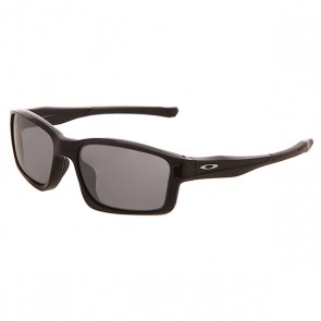 Очки Oakley Chainlink Polished Black/Black Iridium, 1149159,  Oakley, цвет черный