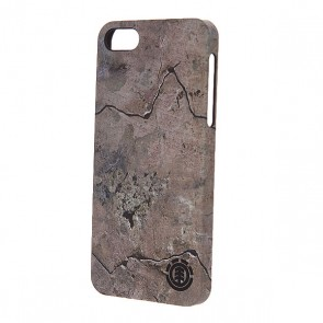Чехол для iPhone Element Vigor Iphone 5/5S Case Rock, 1109575,  Element, цвет серый