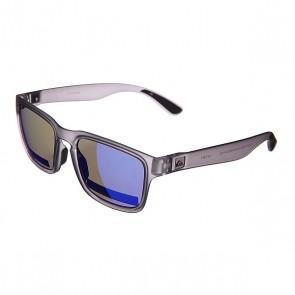 Очки Quiksilver Stanford Matt Black Trans/Ml Blue, 1109771,  Quiksilver, цвет голубой, черный