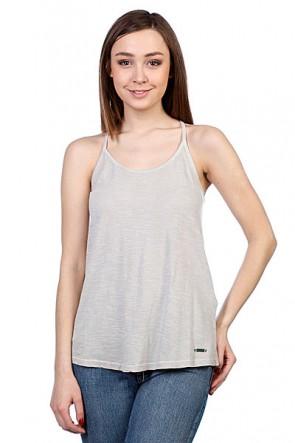 Топ женский Roxy Silly Thing Mist, 1061582,  Roxy, цвет серый