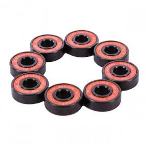 Подшипники для скейтборда Toy Machine Sect Abec 5 Orange, 1154307,  Toy Machine, цвет черный
