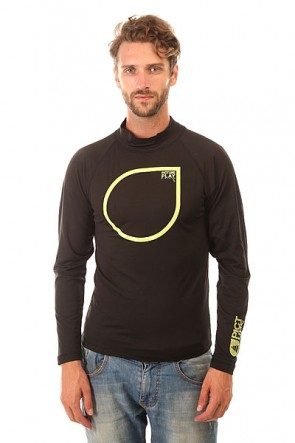 Гидрокостюм (Верх) Picture Organic Surfer Black, 1154326,  Picture Organic, цвет черный