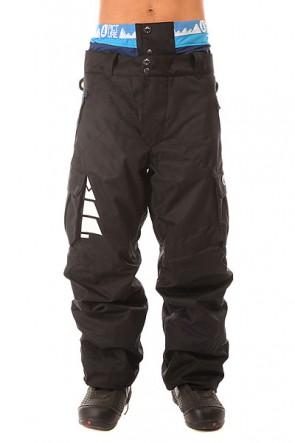 Штаны сноубордические Picture Organic Partner Black, 1154369,  Picture Organic, цвет черный