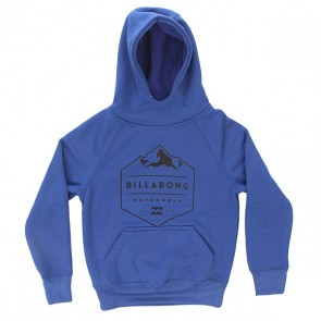 Толстовка сноубордическая детская Billabong Down Hill Mazarine Blue, 1158156,  Billabong, цвет синий