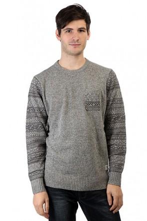 Джемпер Billabong Piddock Mid Grey Htr, 1160397,  Billabong, цвет серый