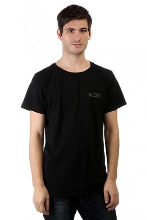 Футболка Nord Logo Black, 1160434,  Nord, цвет черный