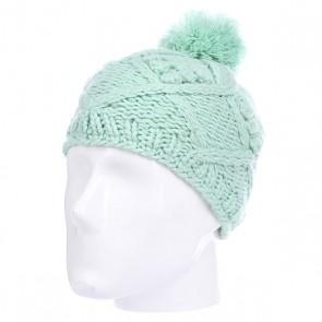 Шапка с помпоном Burton Chloe Beanie Millimint Colorblock, 1104329,  Burton, цвет зеленый