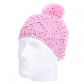 Шапка с помпоном Burton Chloe Beanie Rock Candy, 1104330,  Burton, цвет розовый