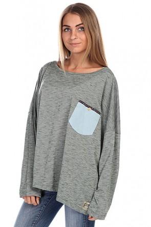 Лонгслив женский Picture Organic Vany Khaki, 1117268,  Picture Organic, цвет серый