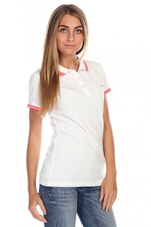Поло женское Picture Organic Koven Polo White, 1117273,  Picture Organic, цвет белый