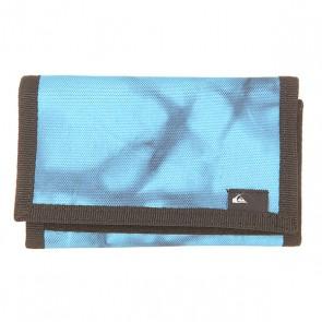 Кошелек Quiksilver Reception Ii Wllt Highdye Scuba Blue, 1154597,  Quiksilver, цвет голубой