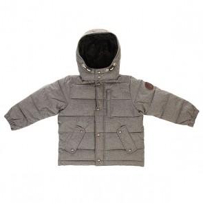 Куртка зимняя детская Quiksilver Woolmore Tod Light Grey Heather, 1137128,  Quiksilver, цвет серый