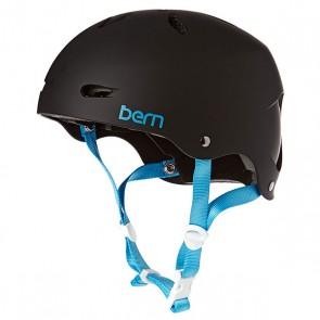 Водный шлем женский Bern Water Brighton Matte Black, 1142357,  Bern,