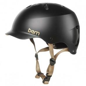 Водный шлем женский Bern Water Lenox Satin Black, 1142363,  Bern,