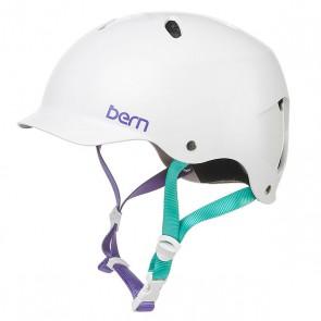 Водный шлем женский Bern Water Lenox Satin Midnight White/Blue, 1142366,  Bern,