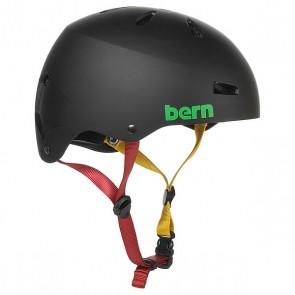 Водный шлем Bern Water Macon Matte Black Rasta, 1142367,  Bern,