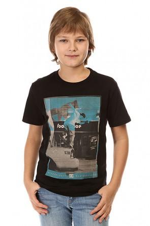 Футболка детская DC Kaliscab Ss By Tees Black, 1142417,  DC Shoes, цвет черный