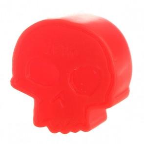 Парафин Zero Skull Wax Red, 1149574,  Zero, цвет красный