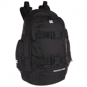 Рюкзак спортивный DC Shoes Wolfbred Ii Black, 1122136,  DC Shoes, цвет черный