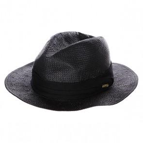 Шляпа женская Stussy Sand Fedora Black, 1127979,  Stussy, цвет черный