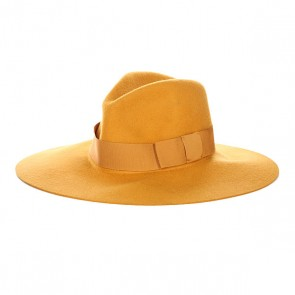 Шляпа женская Brixton Piper Hat Mustard, 1127980,  Brixton, цвет коричневый