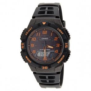 Часы Casio Collection Aq-s800w-1b2 Black, 1128077,  Casio, цвет черный