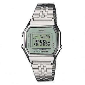 Часы женские Casio Collection La680wea-7e Grey, 1128123,  Casio, цвет серый